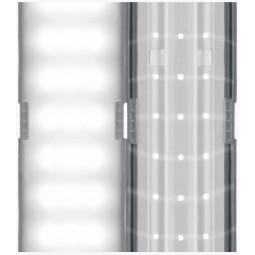 Рассеиватель для светильника IP65 СТРОНГ 674*90*68 прозрачный 3 шт. в коробке