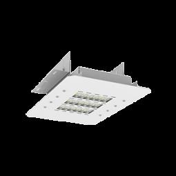 Светодиодный светильник OLYMP S10 с углом рассеивания 30x110˚ 500x340x120mm 85W 5000K  встраиваемый