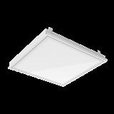 Потолочный светодиодный светильник Cesal IP40 600*600*62 мм 36W 4000K аварийный встраиваемый
