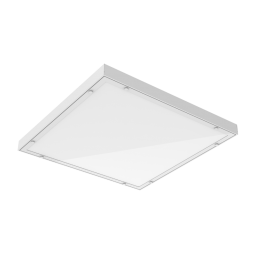 Светодиодный светильник C070 595х595х55mm 54W 4000K