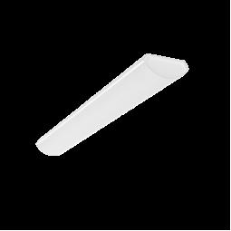 Светодиодный светильник LUX 1235*160*65мм 36W 6500K