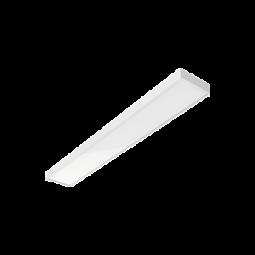 Светодиодный светильник E270 1195*180*50мм 36W 3950K аварийный