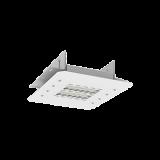 Светодиодный светильник OLYMP S10 с углом рассеивания 120° 400x340x120mm 55W 5000K  встраиваемый
