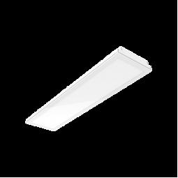 Потолочный светодиодный светильник Varton for Vector® 1195*295*57 мм 36W 4000K аварийный