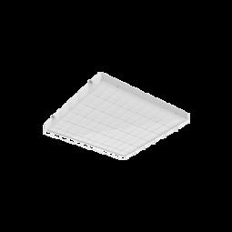 Светодиодный светильник S070 595*620*65мм 36W 6500K