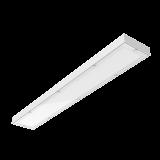 Светодиодный светильник C270 1195х180х55mm 36W 4000K аварийный встраиваемый