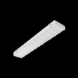 Светодиодный светильник S270 1195*200*50мм 36W 6500K аварийный
