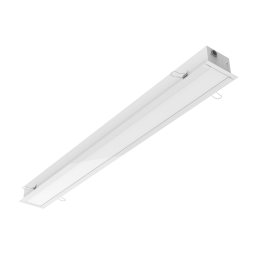 Светодиодный светильник G-Line 1174×100×80mm 36W 3000K  встраиваемый