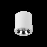 Светодиодный светильник DL-02 TUBE 125×135mm 18W 4000K  накладной