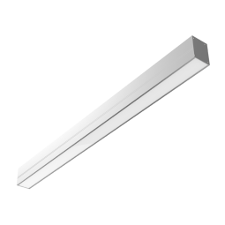 Светодиодный светильник T-Line 1174х70х90мм 36W 3000K
