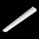 Светодиодный светильник R-line 1195*140*50мм 54W 4000K аварийный