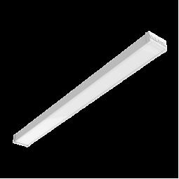 Светодиодный светильник R-line 1195*140*50мм 54W 6500K