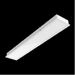 Светодиодный светильник G270 1170*175*67мм 36W 4000K аварийный встраиваемый