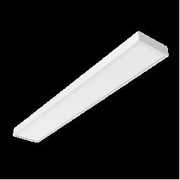 Светодиодный светильник A270 1195x180x50mm 54W 6500K  встраиваемый