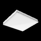 Потолочный светодиодный светильник Ecophon Gedina D 595*588*50мм 36W 4000K аварийный