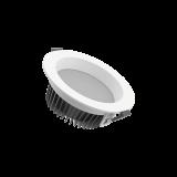 Светодиодный светильник DL-01 190×65mm 16W 3000K  встраиваемый