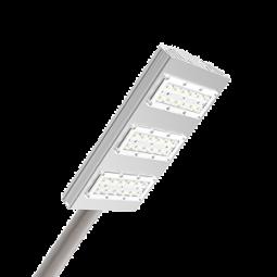 Светодиодный светильник Uran 390x211x80mm 90W 5000K